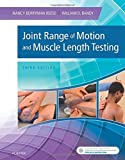 img - for Joint Range of Motion and Muscle Length Testing, 3e by Nancy Berryman Reese PhD PT (2016-06-08) book / textbook / text book