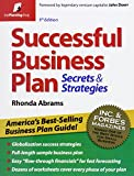 img - for Successful Business Plan: Secrets & Strategies book / textbook / text book