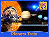 Solar System for Kids | Planets Train!