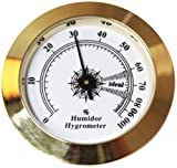 "Analog Hygrometer 2.00"" Outside Diameter by Metro Fulfillment House"