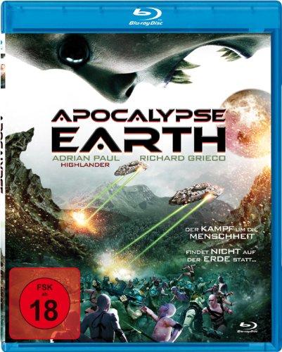Apocalypse Earth [Blu-ray]