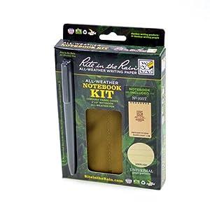 Rite In The Rain 3X5 Kit - Tan #935T-KIT