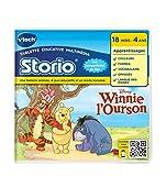 Vtech - 233105 - Storio 2 y las generaciones posteriores - juego educativo - Winnie (versión en francés)