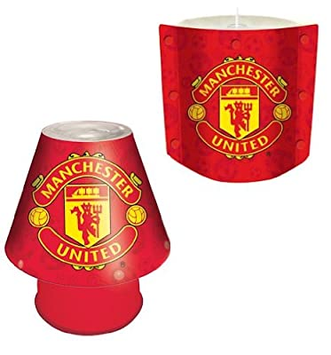Manchester United Lamp and Pop-Up Pendant Light Shade