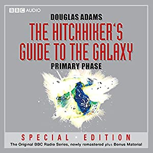 The Hitchhiker's Guide to the Galaxy: The Primary Phase (Dramatised) Radio/TV