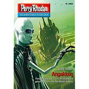 """Perry Rhodan 2869: Angakkuq (Heftroman): Perry Rhodan-Zyklus """"Die Jenzeitigen Lande"""" (Perry Rhodan-E"""