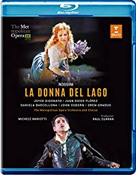 Rossini: La Donna del Lago (Blu-Ray)