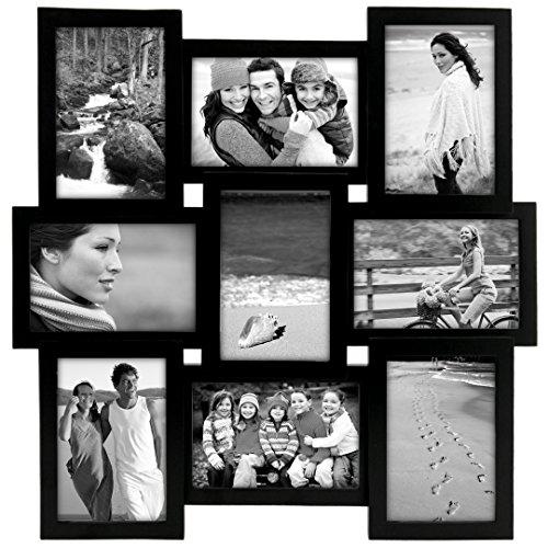 Malden Home Profiles Puzzle Collage Picture Frame (Picture Frame Puzzle compare prices)