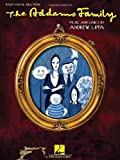 VARIOUS Andrew Lippa The Addams Family Musical Piano Vocal Selections Book