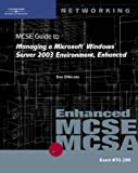 img - for 70-290: MCSE Guide to Managing a Microsoft Windows Server 2003 Environment, Enhanced (Networking (Course Technology)) book / textbook / text book