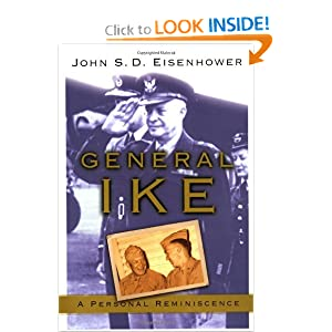 Amazon.com: General Ike : A Personal Reminiscence (9780743244749 ...