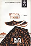 Leviticus, Numbers (Layman's Bible Commentary) (0334008913) by Mays, James Luther