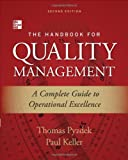img - for The Handbook for Quality Management, Second Edition: A Complete Guide to Operational Excellence book / textbook / text book