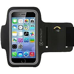 Minisuit SPORTY Armband + Key Holder for Apple iPhone 6 (4.7