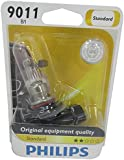 Philips 9011 HIR Standard Halogen Headlight Bulb (Pack of 1)