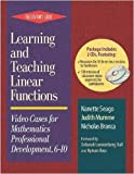 img - for Learning and Teaching Linear Functions: Video Cases for Mathematics Professional Development, 6-10/Facilitator's Guide by Seago Nanette Mumme Judith Branca Nicholas (2004-04-14) Paperback book / textbook / text book
