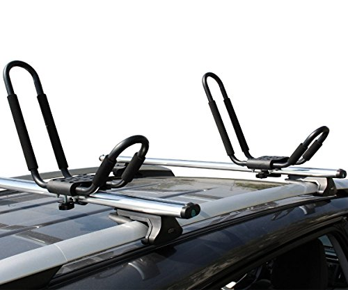 Ace-Trades-Kayak-J-Bar-Rack-Carrier-Canoe-Boat-Surf-Ski-Roof-Top-Mounted-on-Car-SUV-Crossbar