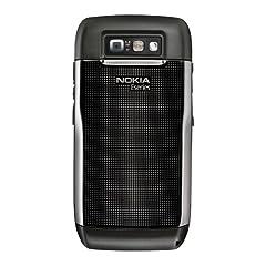 Nokia E71 grey steel Smartphone ohne Branding