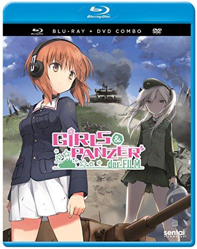 Blu-ray : Girls Und Panzer Der Film (With DVD, Anamorphic, , 2 Disc)