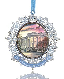 2009 White House Holiday Christmas Tree X-Mas Ornament