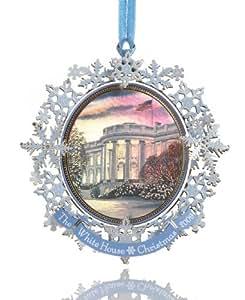 2009 White House Holiday Christmas Tree X-Mas Ornament
