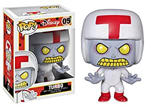Amazon.com: Funko POP Disney: Wreck It Ralph Turbo Vinyl Figure: Toys
