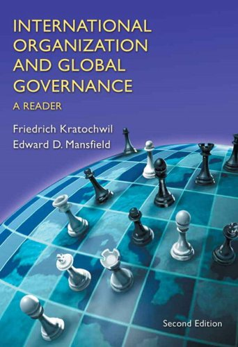 International Organization And Global Governance: A Reader- (Value Pack w/MySearchLab) (2nd Edition)