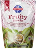 Hill's Science Diet Adult Apple and Oatmeal Fruity Snack Dog Treat Bag, 8.8-Ounce
