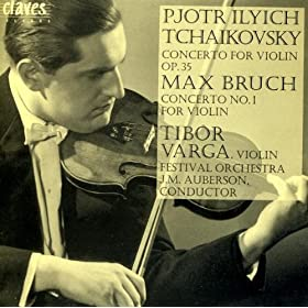 Concerto No. 1 For Violin & Orchestra In G Minor, Op. 26: Adagio