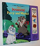 img - for Percy and Meeko - Disney's Pocahontas - Little Play-A-Sound book / textbook / text book