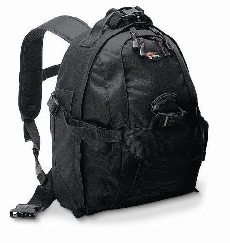 Lowepro Mini Trekker AW Photo Backpack For Digital SLR  &  3-4 Lenses - Black