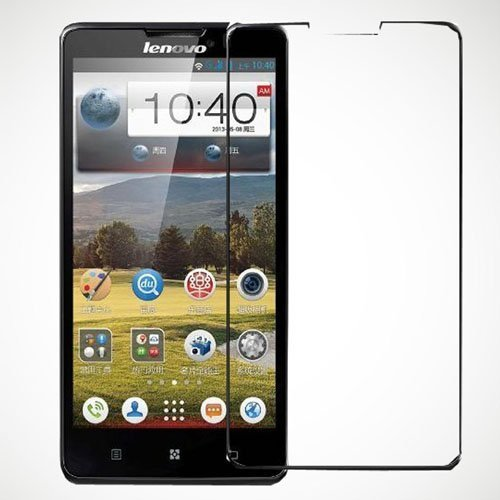 Shopaholic Clear Pack of 2 SCREEN GUARD for LENOVO A680 MOBILE SCRATCH PROOF PROTECTOR