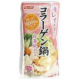 ニッスイ コラーゲン鍋 白湯(パイタン)風スープ 1袋 【秋冬】