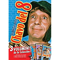 Travesuras En La Vecindad / Chavo Del 8: 1 &amp; 2