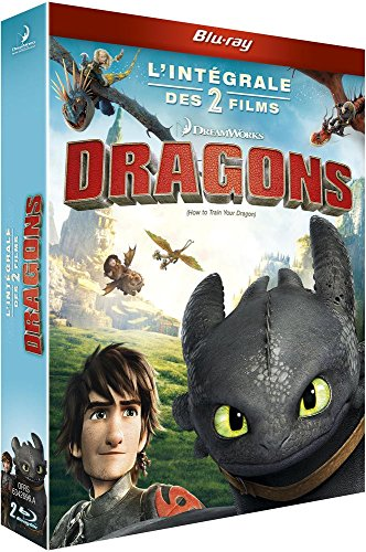 dragons-la-collection-ultime-dragons-dragons-2-blu-ray