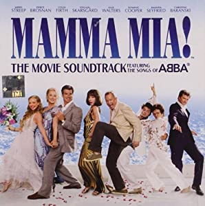 Mamma Mia! The Movie Soundtrack from Decca