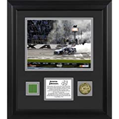 Jimmie Johnson 2013 AAA 500 Framed 8