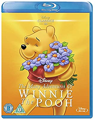 Many Adventures of Winnie the Pooh [Blu-ray] [Region Free]