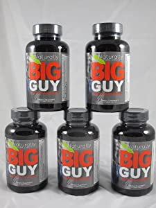 5- BIG GUY Natural Male Enhancement