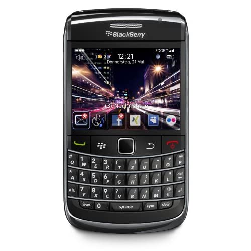 Comparer BLACKBERRY BOLD 9700 NOIR QWERTY  