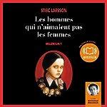 Les hommes qui n'aimaient pas les femmes (Millenium 1) | Stieg Larsson