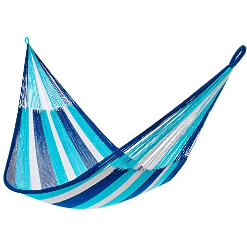 Caribbean Blue Hammock (2+ Person)