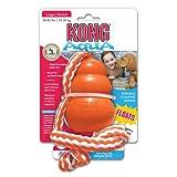 KONG Aqua Dog Toy, Large, Orange
