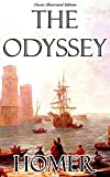 Image of The Odyssey - Classic Illustrated Edition