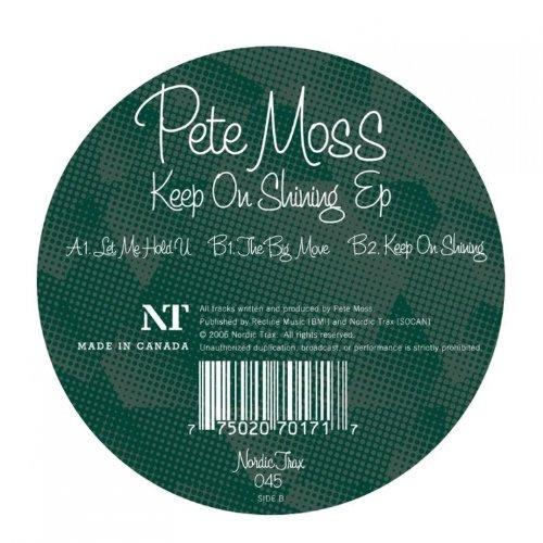 Buy Pete Moss Ep Now!