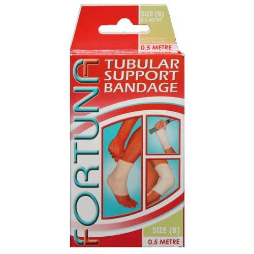 Size C Elasticated Tubular Support Bandage