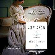 Amy Snow: A Novel   [Tracy Rees]