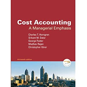 ch 4 cost accounting Chapter 2 managerial accounting and cost concepts solutions to questions 2-1 the three major elements of product costs in a manufacturing company are direct.