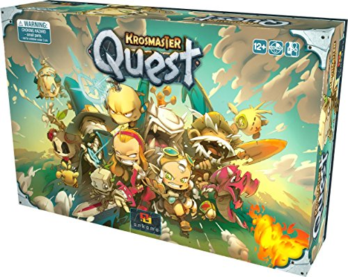 Krosmaster Quest Core Box (Heroes Quest Dice compare prices)