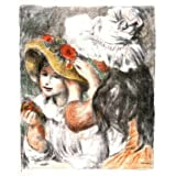 Le Chapeau Epingle, by Auguste Renoir (Print On Demand)